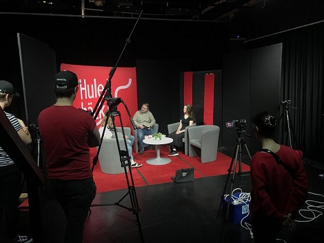 Hulebäcks Talkshow